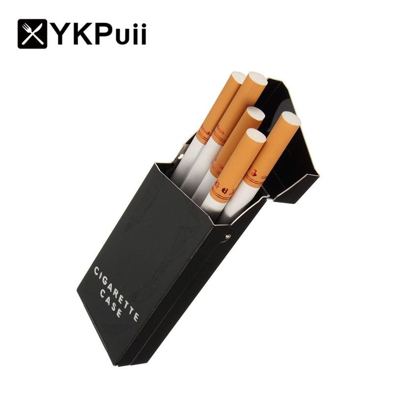 Aluminum Cigarette Cigar Tobacco Case To 20pcs Cigarette Box Packet Holder Storage Case Box Maximum 5 Candy Colors Fag Box Gift In Cigarette Accessories