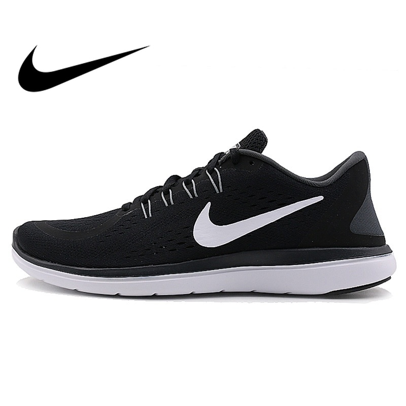 Original 2018 Nike FLEX RN Men's Running Shoes Athletics Off