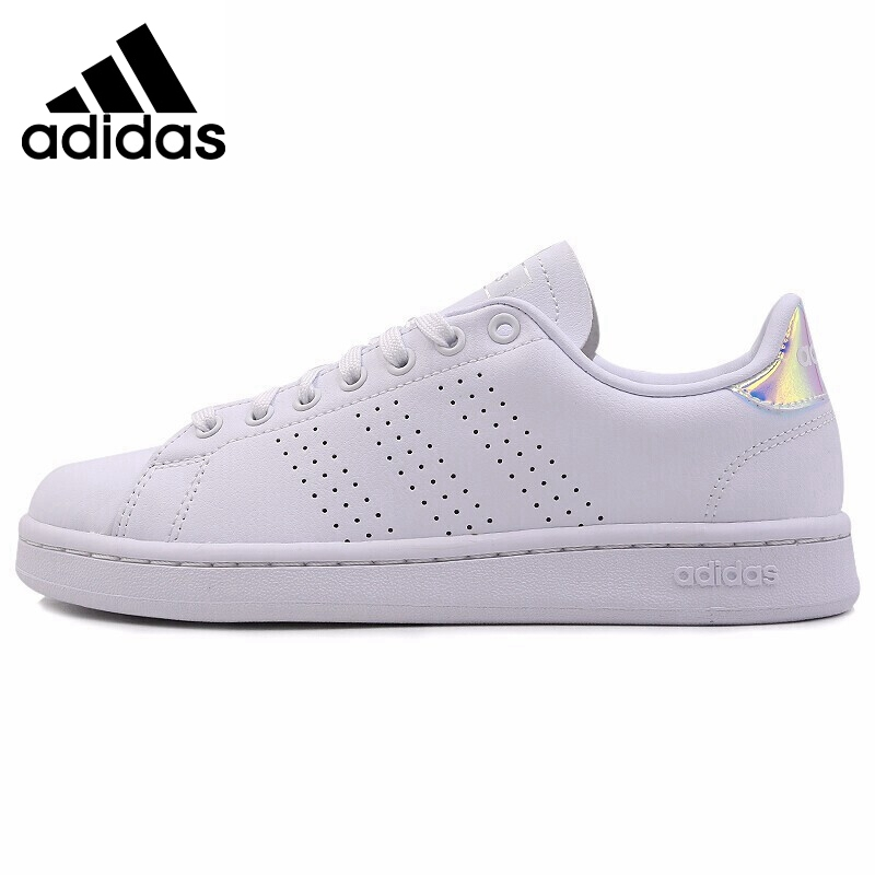 Original New Arrival Adidas NEO ADVANTAGE Women's Skateboarding Shoes Sneakers