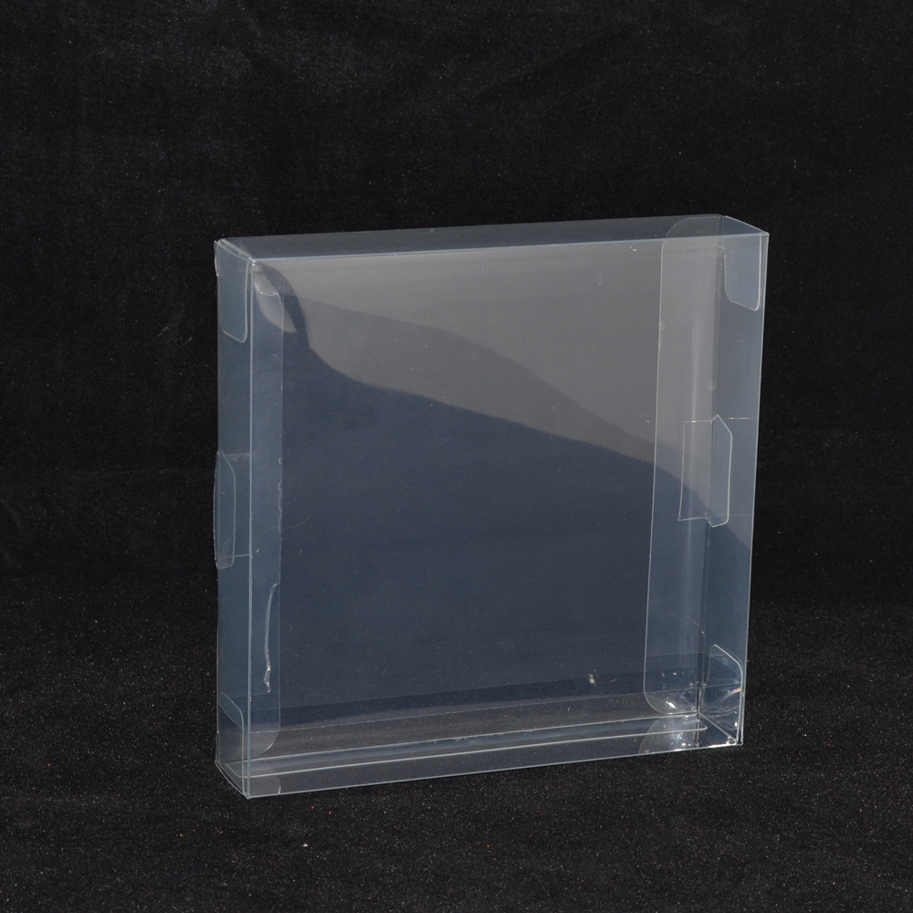 100PCS a lot High quality transparent Plastic box Protector Game Cartridge Case PET for GameBoy Advance Color for GB GBC GBA