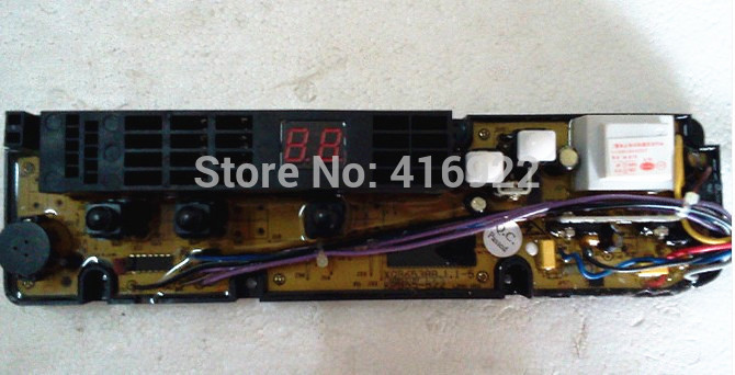 Free shipping 100% tested for jinling washing machine board Computer board XQB55-518F KMB518F XQB5518F KPB518F board on sale free shipping 100%tested for jide washing machine board control board xqb55 2229 11210290 motherboard on sale