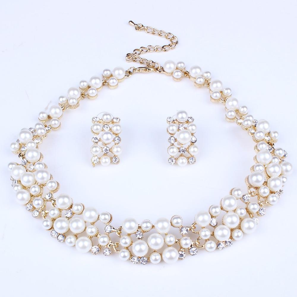 2016 New Fashion Jewelry Set Necklace Sts