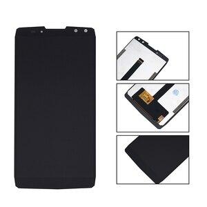Image 2 - Ocolor pour Blackview P10000 Pro ecran LCD et ecran tactile pour Blackview P10000 Pro téléphone portable + outils et adhésif + Film