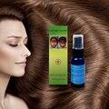 Productos de la pérdida del cabello crecimiento del cabello yuda pilatory más rápido crecimiento suero cabello tratamiento recrecimiento denso suero restaurador del cabello de los hombres
