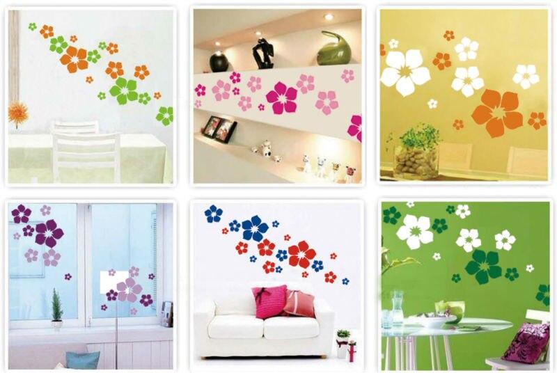 Decals Stickers Vinyl Art Family Love Rose Wall 3d Diy Photo Frame Mural Room Decor Home Garden Devidesert Com