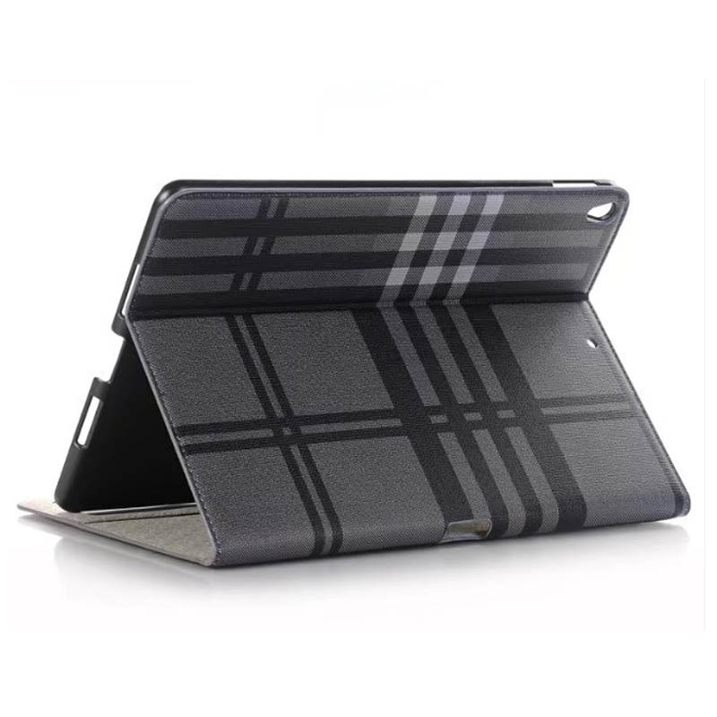 Luxury Folio Stand PU Flip Grain Leather Case Cover With Stand Function For Apple iPad Pro 10.5 inch 2017 Tablet A1701 A1709 multifunctional luxury flip stand case
