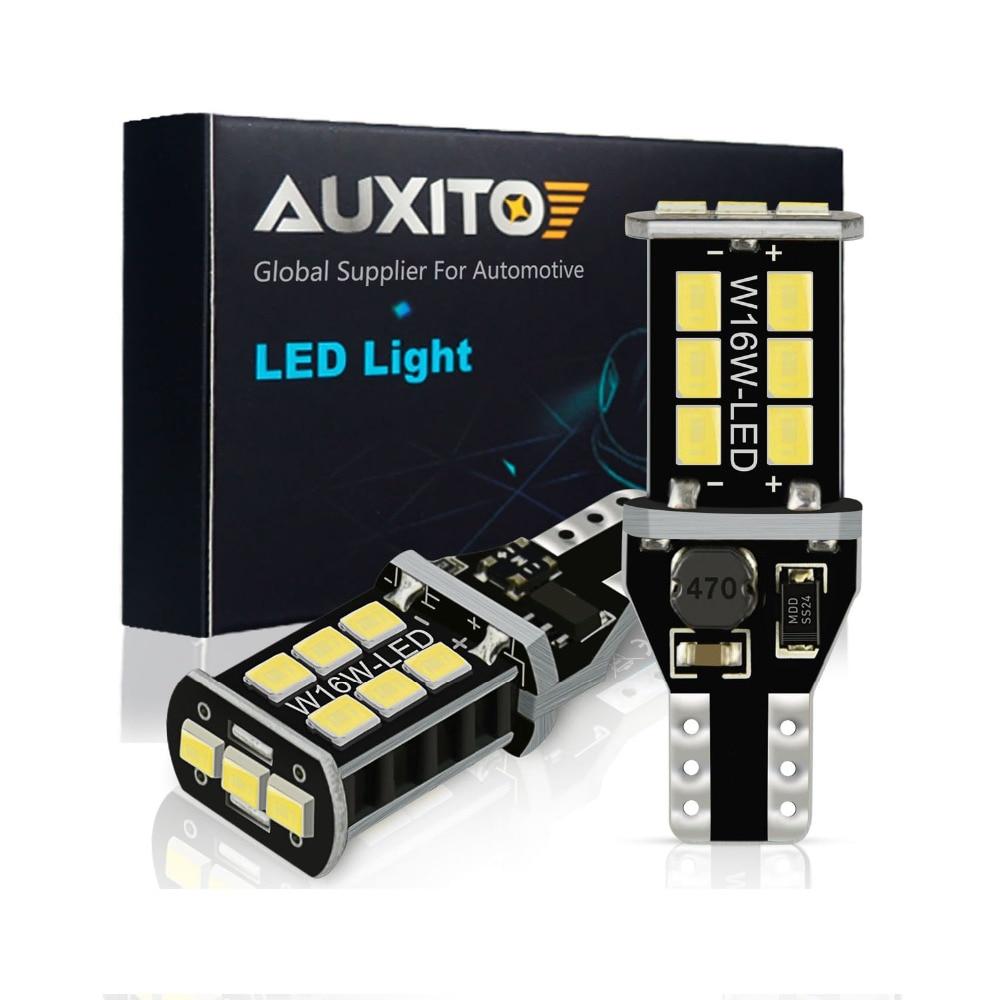 SKODA 14K Gold New Samsung 5630 8-SMD 501 LED Side Light Bulbs No OBC Error