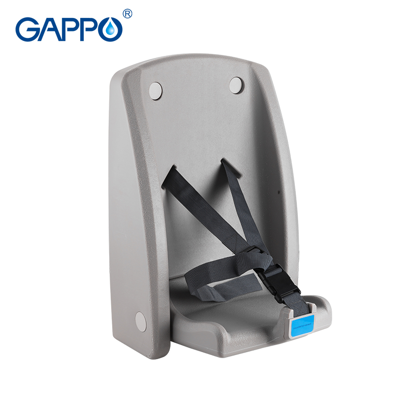 GAPPO Baby rest seats Surface Mounted safety seats For Public Restrooms wall mounted folding seat hanging infant chair          GAPPO Baby rest seats Surface Mounted safety seats For Public Restrooms wall mounted folding seat hanging infant chair