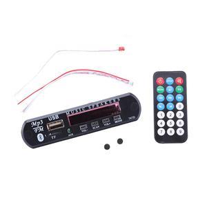 Image 1 - Không dây Bluetooth Module M512/5 WMA MP3 Người Chơi Bộ Giải Mã Ban Âm Thanh 3.5mm MP3 Bộ Giải Mã Ban TF Radio FM AUX dành cho Xe Hơi cho Iphone