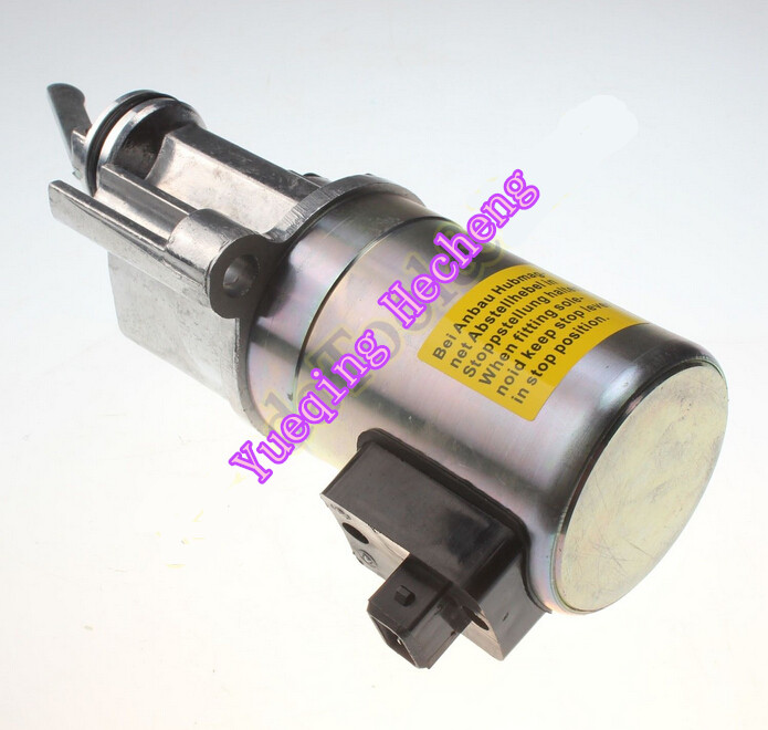 Replace 1012 Fuel Shutdown Device shut off solenoid 0419 9900 04199900 12V for deutz 1012 fuel shutdown solenoid valve 0419 9900 04199900 12v
