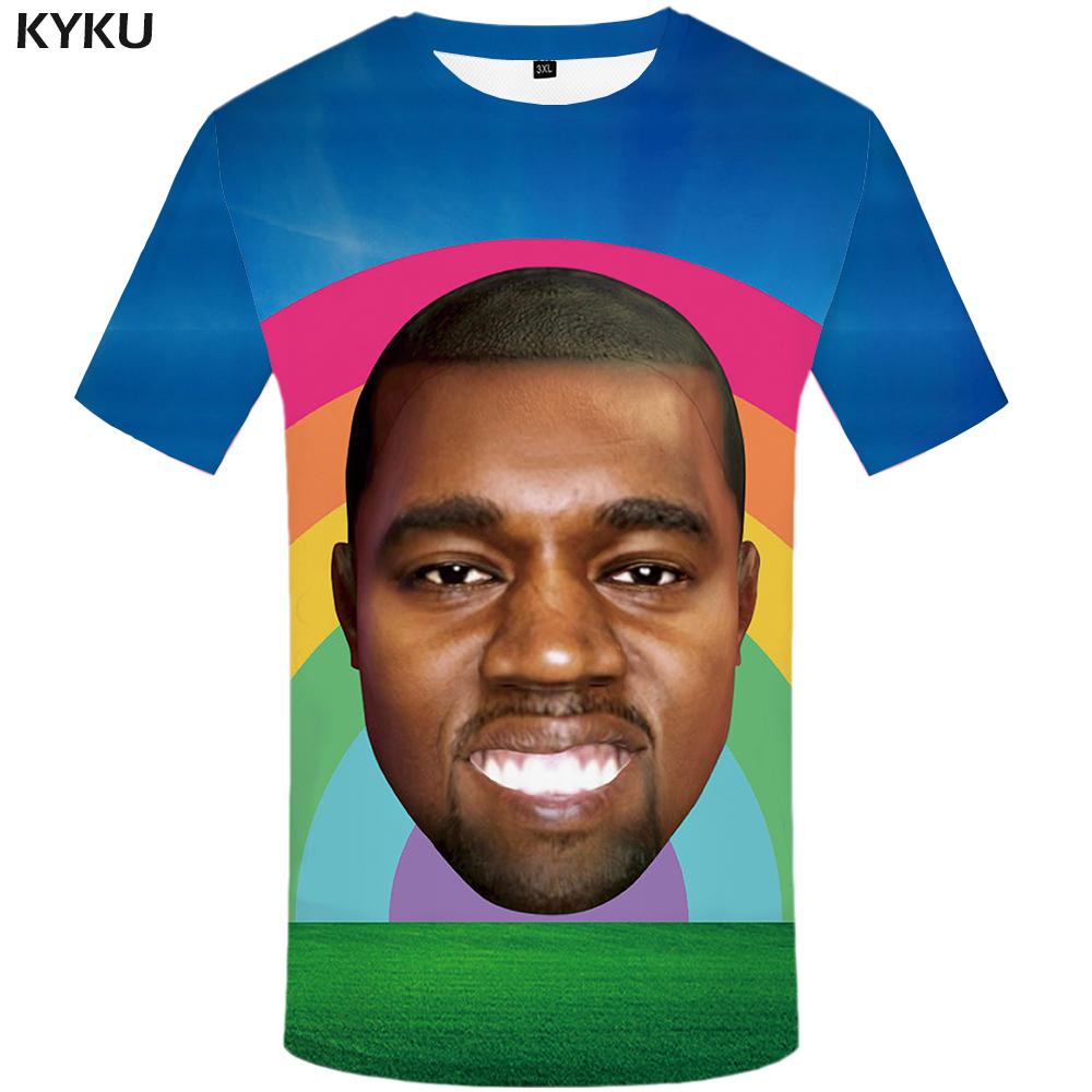 KYKU Brand Dragon Ball T Shirt 3d T-shirt Anime Men T Shirt Funny T Shirts Hip Hop 17 Japanese Mens Clothes Vintage Clothing 22