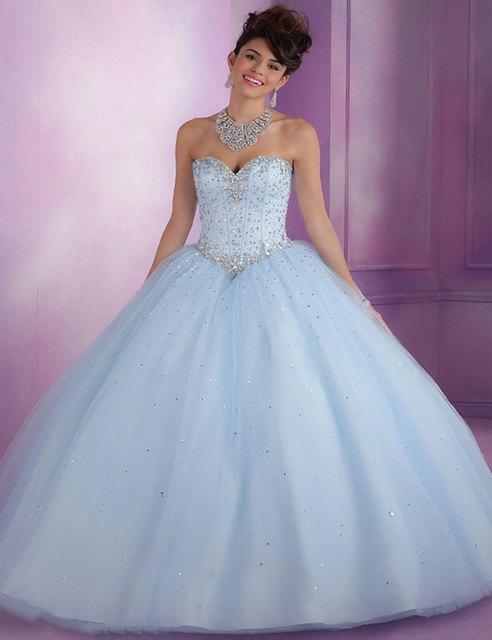 Nuevo Último Diseño de Alta Calidad Princesa Del Organza Vestidos de Quinceañera Con la Chaqueta Vestido de 15 Años Sweetheart Blusa Moldeada