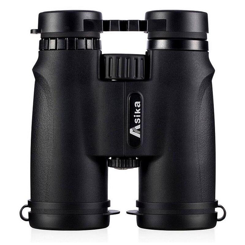 Asika 10x42 Hohe qualität Fernglas HD Professionelle Military Teleskop lll Nachtsicht Fernglas Für Vogel-beobachten Camping