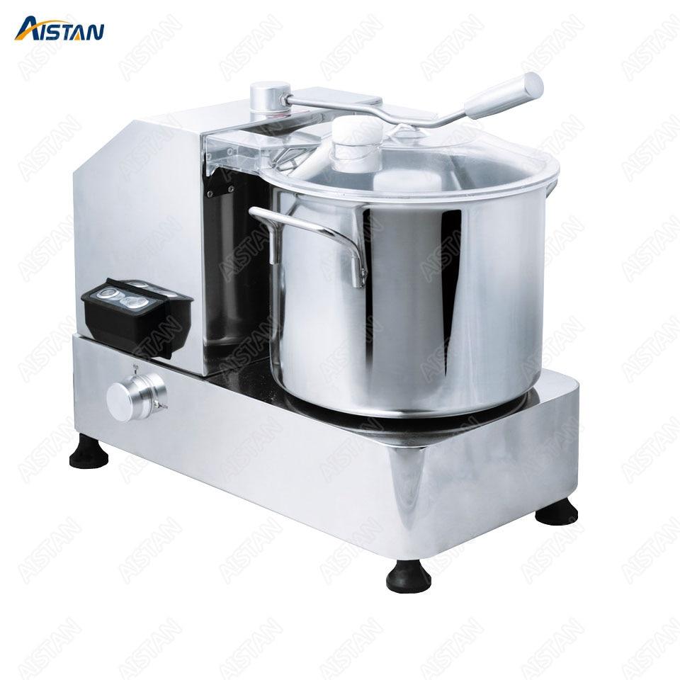 HR6/9/12 Aço Inoxidável Cortador De Legumes Elétrico Processador de Alimentos vegetais cortador cortador de Máquina de Corte De Alimentos Profissional