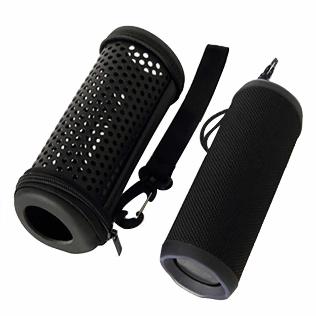 b88b03f2a4d0 Storage Bag hollow Case For JBL Flip 4 3 2 1 Bluetooth Speaker EVA ...
