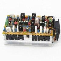 NEW Amplifiers hifi 2 .0 A class stereo audio dual channel high amplificador 600W+600W high power amplifier board E5 002