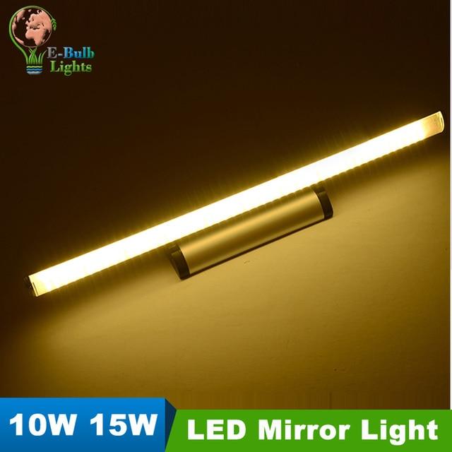 LED Mirror Light 10W length 440mm 15W length 530mm Wall Lamp ...