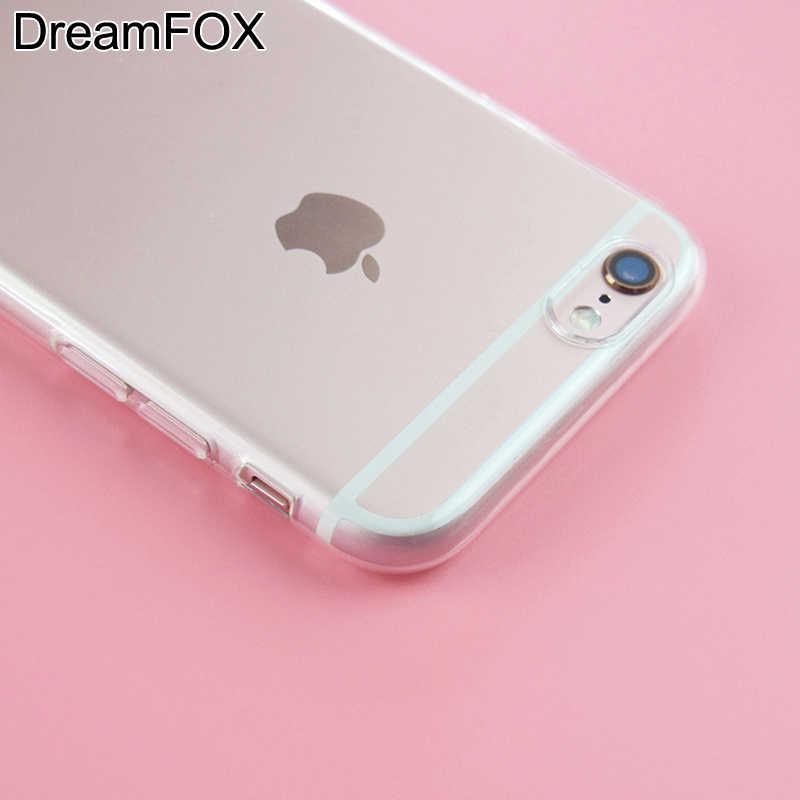DREAMFOX L136 милый модный Микки Маус Мягкий силиконовый чехол из ТПУ для Apple IPhone X XR XS Max 8 7 6 6 S Plus 5 5S SE 5C 4 4s