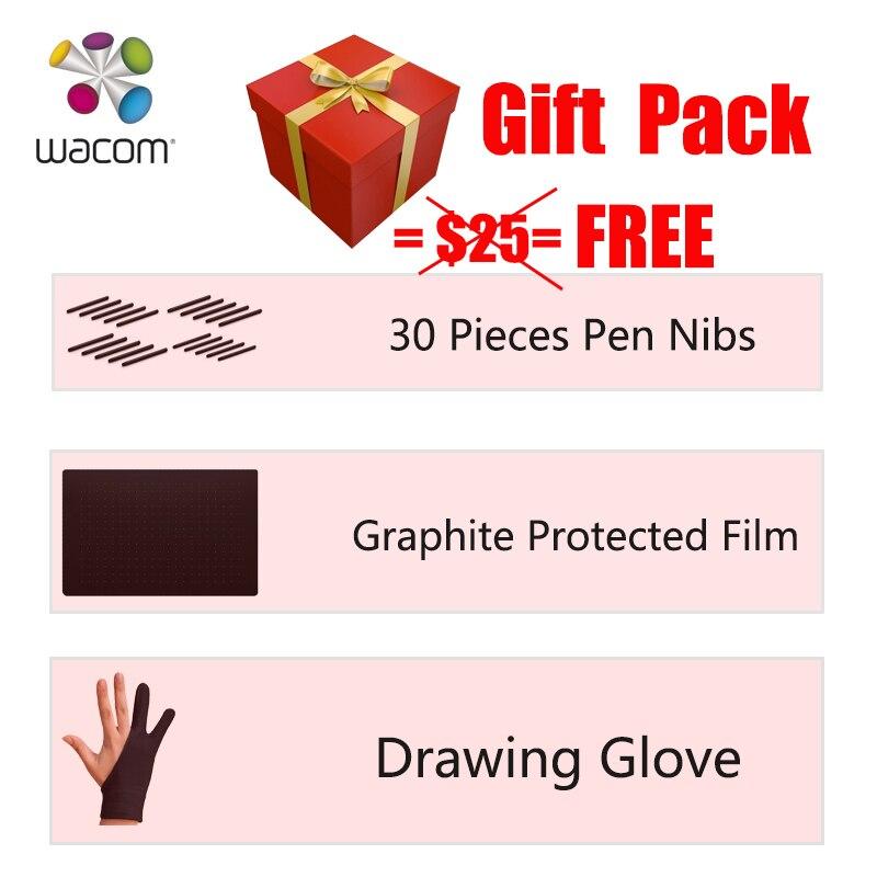 Wacom Intuos Tirage CTL-490 tablette graphique Numérique Comprimés tablette de dessin 2048 Niveaux de Pression + cadeau gratuit Pack + 1 Année Garantie - 3