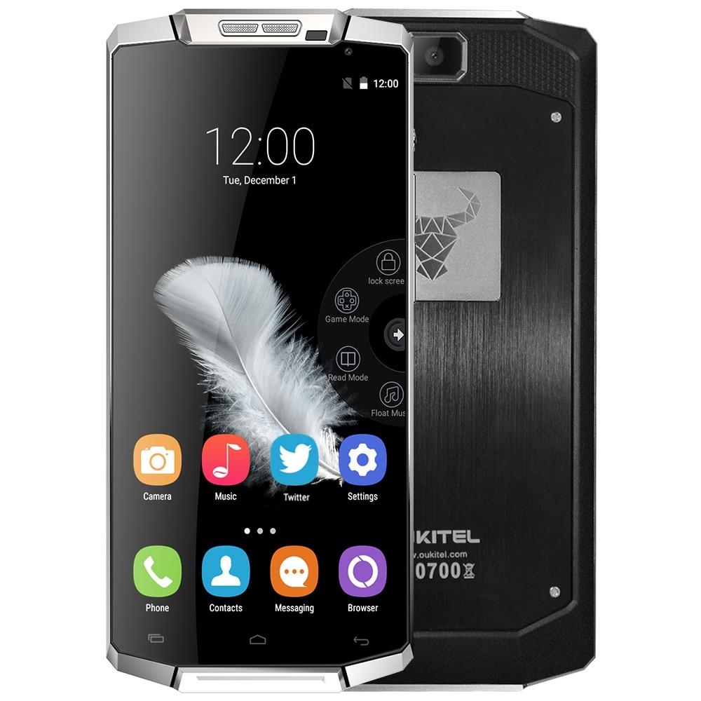 bilder für Oukitel K10000 5,5 Zoll Handy Super Kapazität 10000 mAh Smartphone MTK6735P Quad Core 4G Android 5.1 2 GB + 16 GB Handy