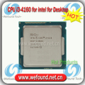 Оригинал для Intel Core i3 4160 Процессор 3.6 ГГц/3 МБ Кэш/Dual Core/Socket LGA 1150/Qual Core/Desktop I3-4160 ПРОЦЕССОРА