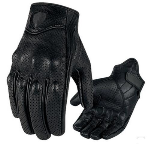 leather gloves motorcycle off-road Cycling gloves outdoorsports bike gloves