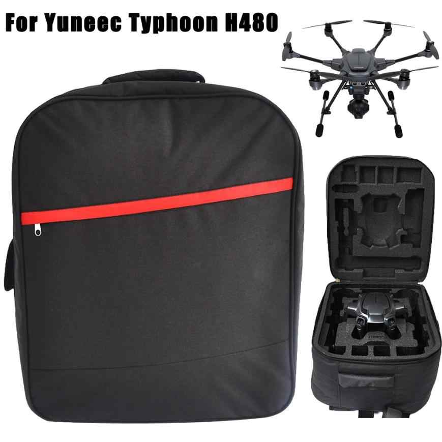 New Part For Rc Drone Hard Shell Backpack Waterproof Shoulder Bag Case For Yuneec Typhoon H480 Drone