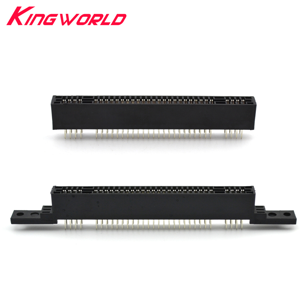 цена на High quality 2.5mm Interval Card Slot 62Pins for Nintendo for SFC for SNES Console