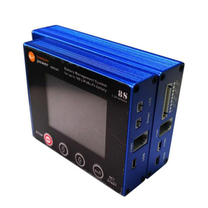Image 1 - Chargery BMS8T 4.0 2S   8S Lipo Lifepo4 Lto Li Ion Batterij Bescherming Boord 100A 300A 600A Lithium Bms 3S 4S 7S 12V 24V Balance