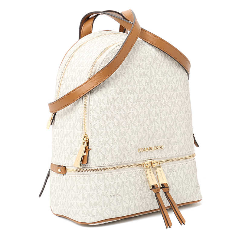 ... Michael Kors MK Rhea Zip MD Backpack 30S7GEZB1B ...