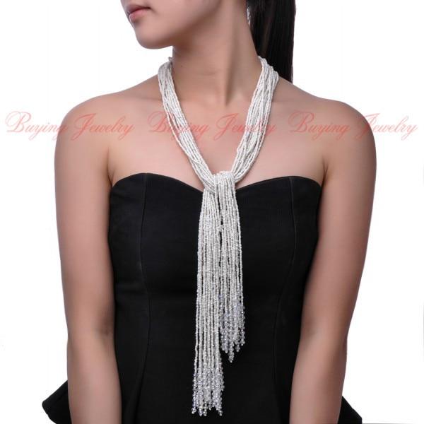 Крученые ожерелья из Китая