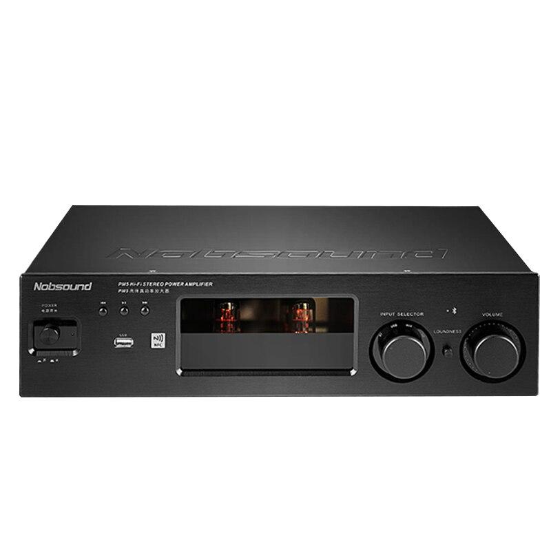 Nobsound PM5 6N3 audio Bluetooth hifi tube machine amplificateur de tube 80 W * 2 220 V