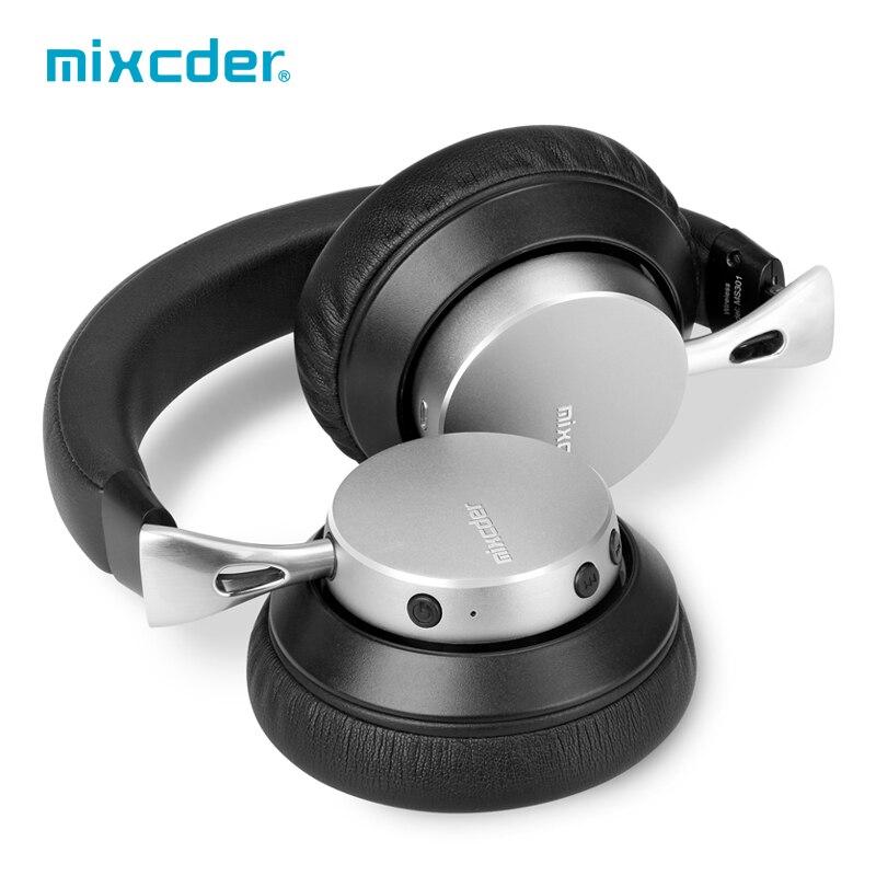 Mixcder MS301 casque Bluetooth aptX faible latence casque Bluetooth sans fil mise à niveau des écouteurs basses en métal pour les jeux de téléphones mobiles