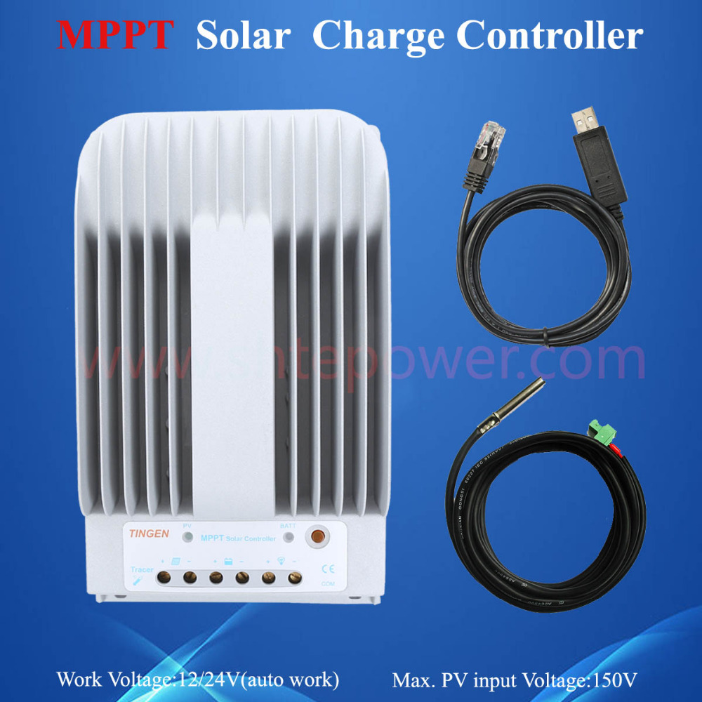 12v 24v auto charger controller Max solar input voltage 150v Tracer4215BN mppt solar controller12v 24v auto charger controller Max solar input voltage 150v Tracer4215BN mppt solar controller