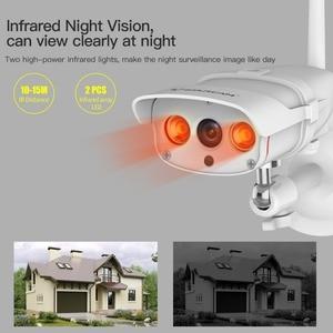 Image 3 - VStarcam C16S WiFi IP 카메라 야외 1080P 보안 카메라 방수 IR 밤 비전 모바일 비디오 감시 CCTV 카메라