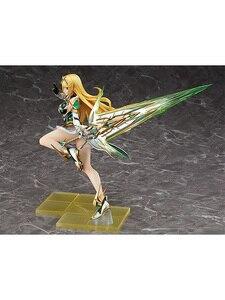 Image 4 - Xenoblade سجلات 2 مثير الفتيات هيكاري PVC عمل نموذج لجسم لعب Xenoblade 2 Shimoji شينو هيكاري مثير الشكل اللعب