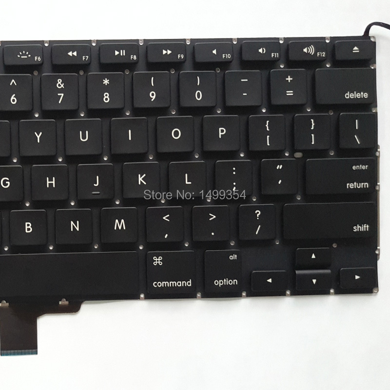A1278 US keyboard 15