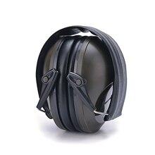 Novo fone de ouvido fone de ouvido redução ruído earmuff proteção auditiva para a caça de tiro du55