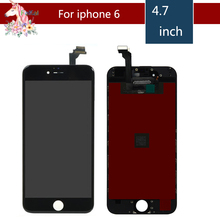 10pcs/lot Touch Display For iPhone 6 and 6S LCD Screen for 6G Digitizer Replacement