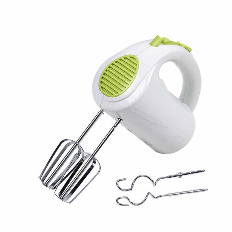E-gg Batedor Whisk Creme Misturador Máquina Elétrica 400 w Elétrica Branco & Green Com Ovos Separador Branco Ramo material do ABS
