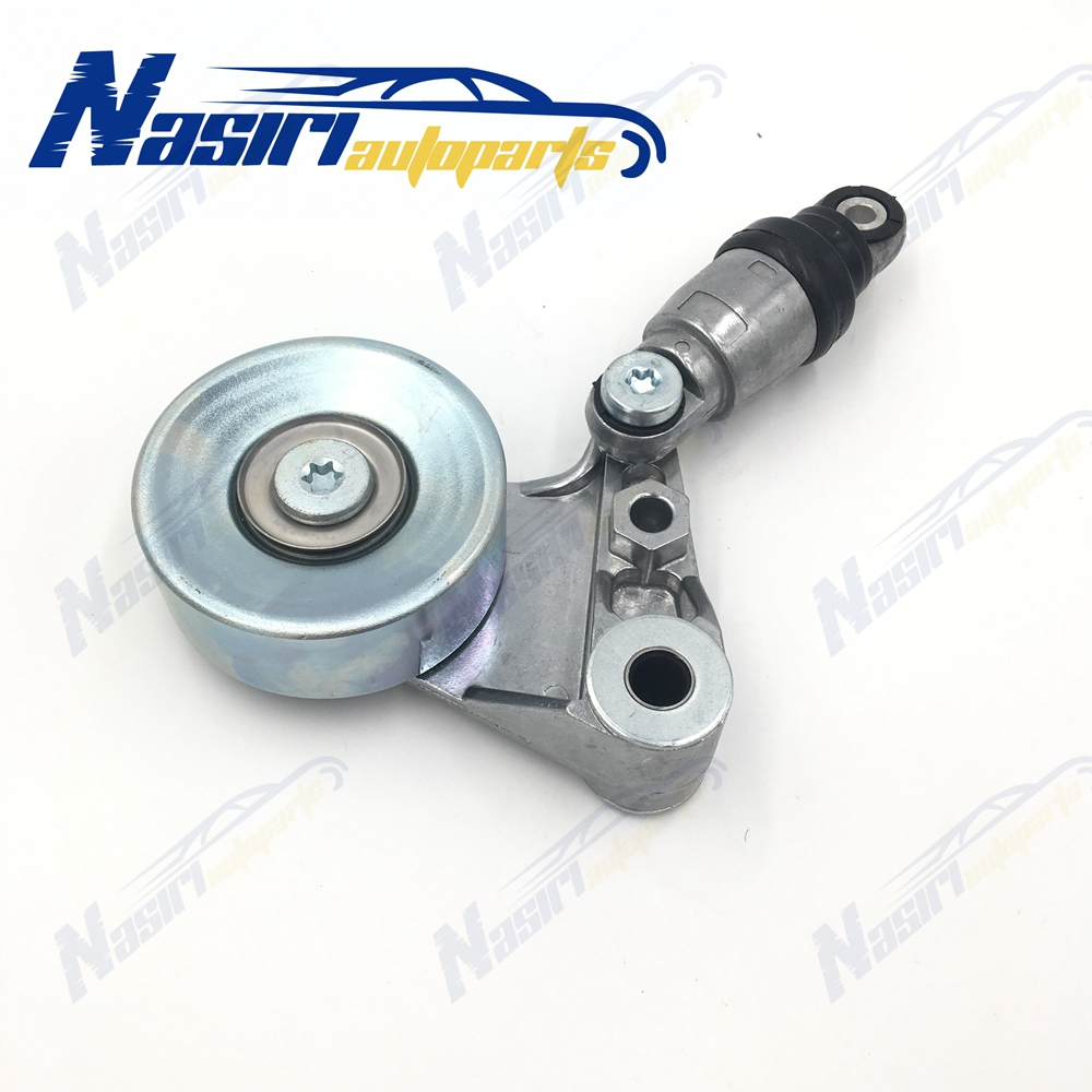 hight resolution of timing belt tensioner pulley for nissan caravan urvan e25 3 0l zd30 zd30dd 2002 2012 in timing components from automobiles motorcycles on aliexpress com