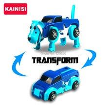 Dětská hračka psího transformera