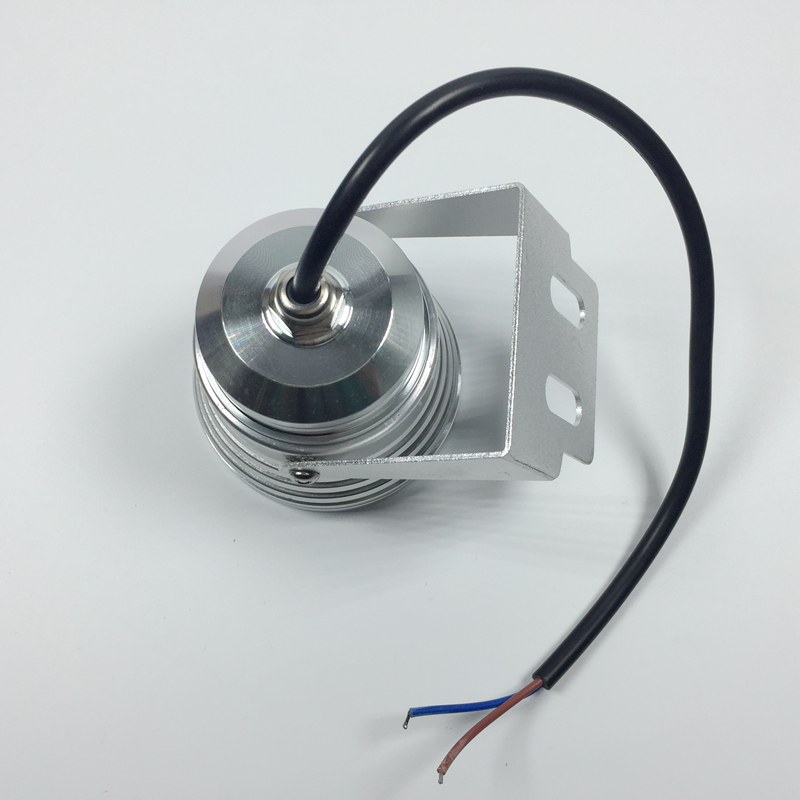 20 шт. высокомощный светодиодный блок 3x1 Вт светодиодный водонепроницаемый прожектор лампа, светодиодный подводный свет наружное ландшафтное освещение 12 В вход