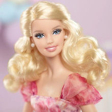 Barbie Doll 2014 Birthday Wish Limited Collector 's Edition BCP64 Best Girl Birthday  Gift
