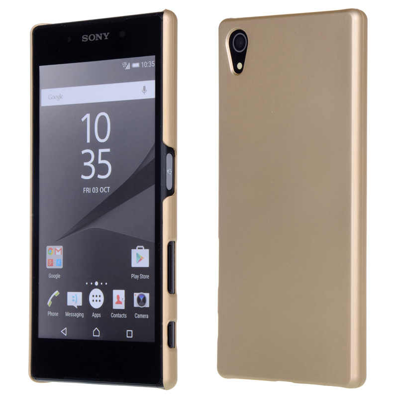 New Multi Colors Luxury Rubberized Matte Plastic Hard Case Cover For Sony Xperia Z5 5.2 inch E6603 E6653 E6633 E6683 Cover Cases