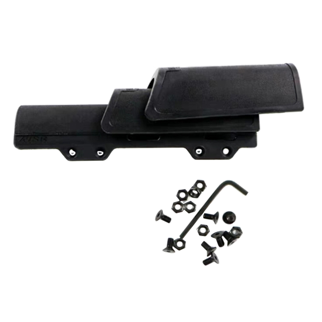 Special Cheek Riser For CTR Stock - Black