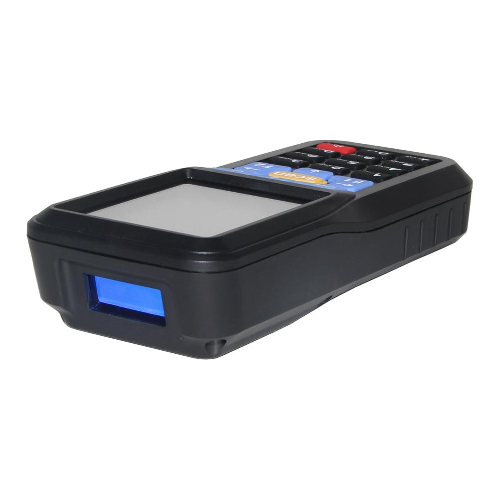 Mini coletor de data sem fio scanner