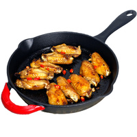 Kitchen Appliances Tools Cast Iron Pot 26cm Non Stick Frying Pan Stove General