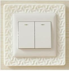 Creative cute cartoon power socket stickers decoration luminous switch wall stickers waterproof wall stickers-128