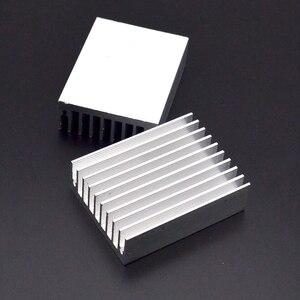 Image 4 - 1pcs Heat sink 60 * 45 * 18MM (silver) high quality radiator